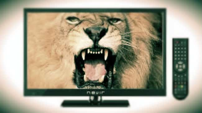 televisores Nevir led y smartv